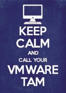 VMware as a Technical Account Manager