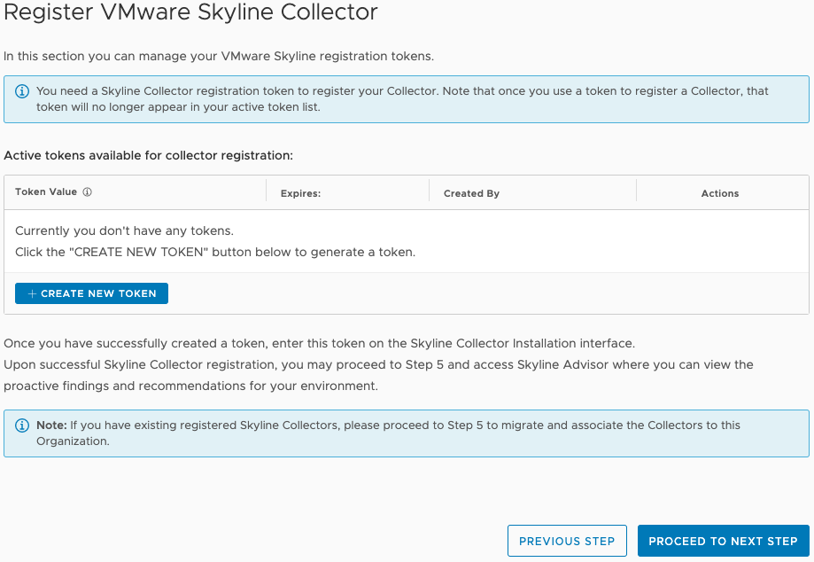 Getting Started with VMware Skyline